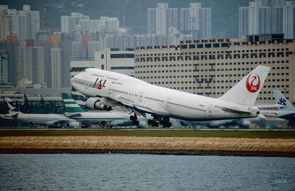 Viele Passagiere an Bord