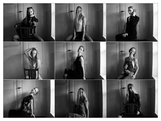 Viele wahre Gesichter, Collage