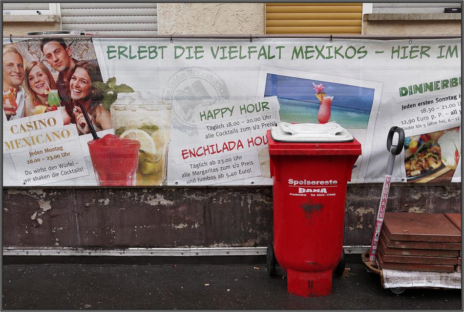Vielfalt Mexikos