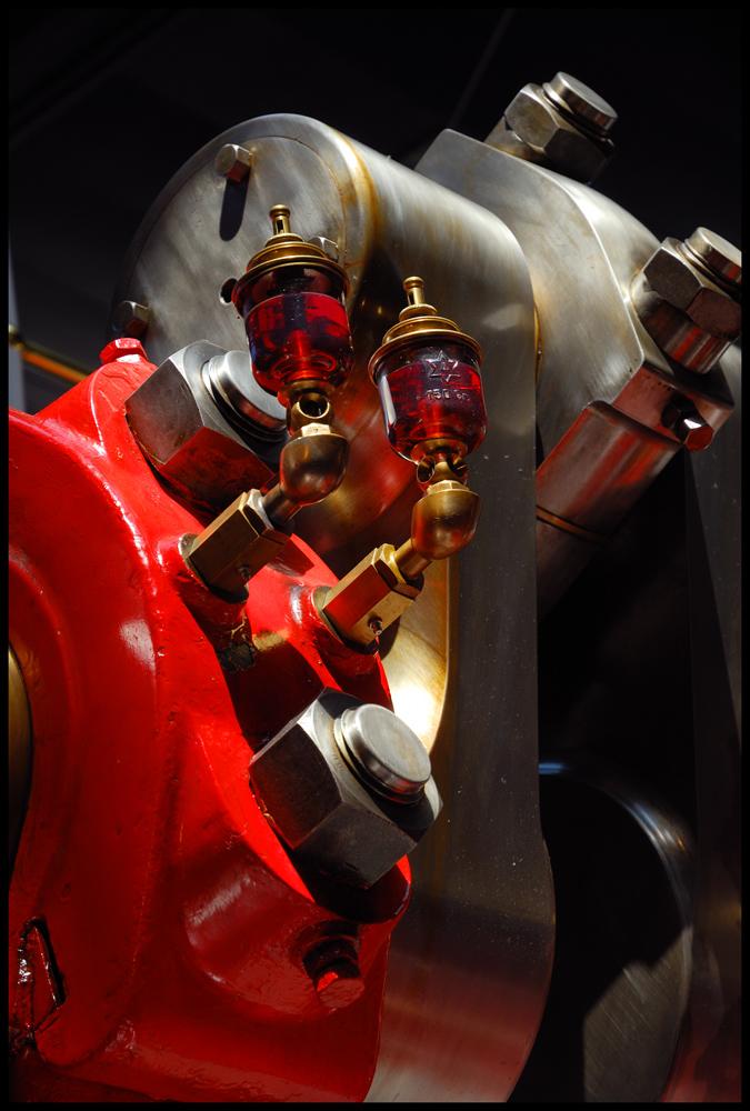 Vielle mécanique