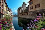 Vielle ville d'Annecy