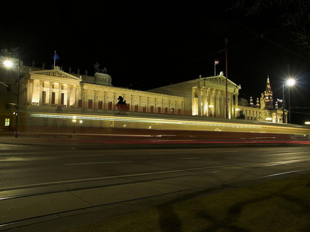Vienna by Night I
