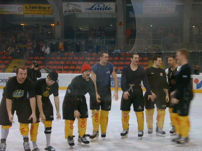 Vienna Capitals Victory Wave