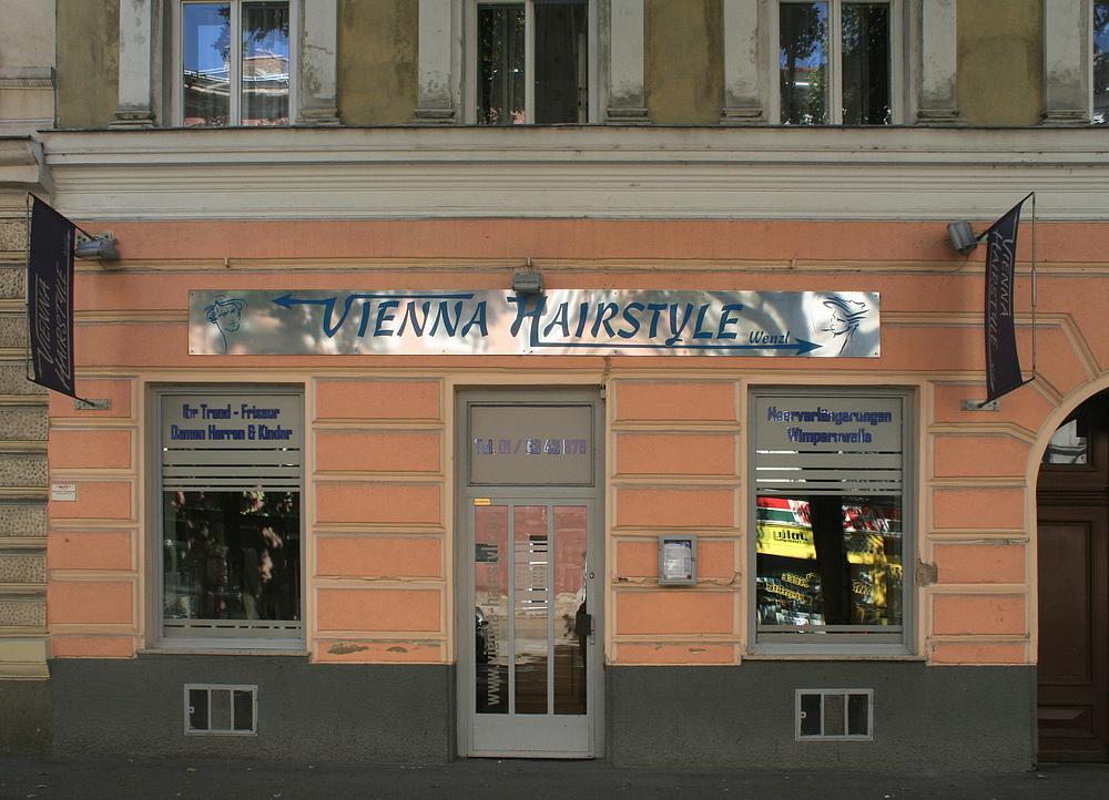 Vienna Hairstyle
