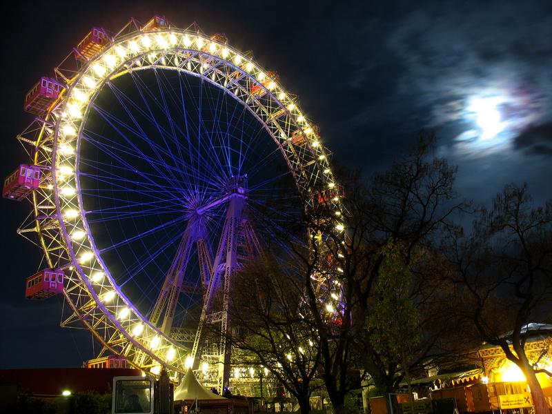 Vienna: La ruota del Prater