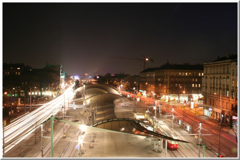 Vienna Night at Gürtel