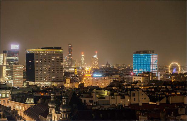 Vienna Nightsky