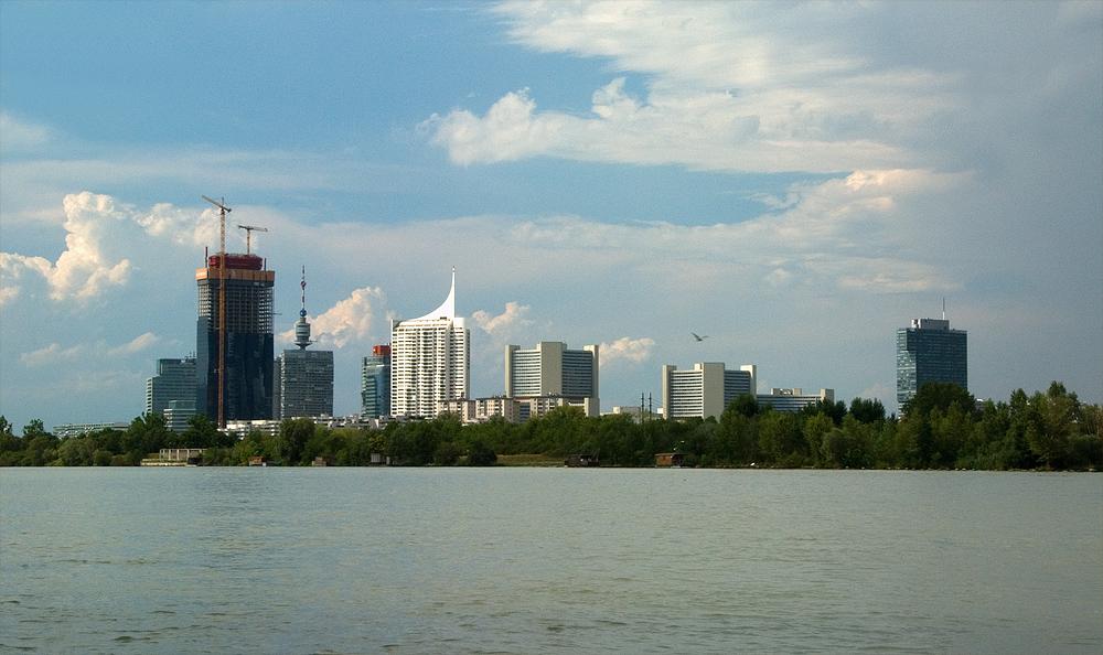 vienna skyline #2