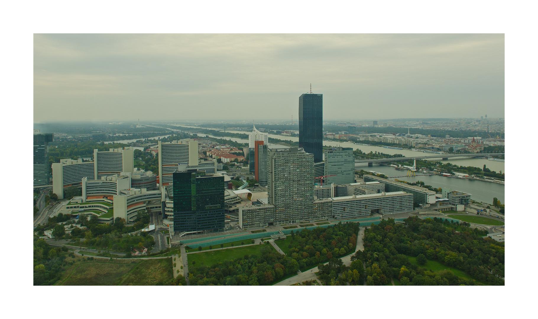 *Vienna Skyline*