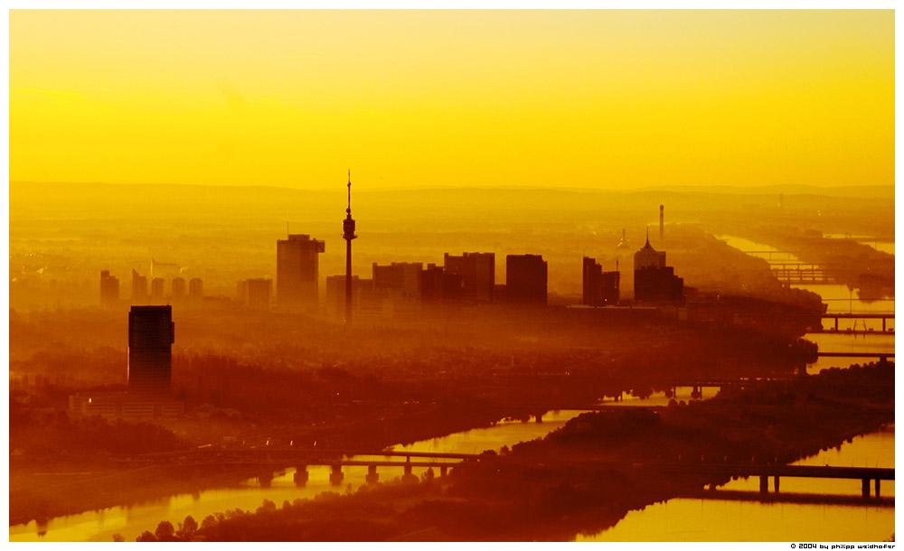 Vienna Sunrise III