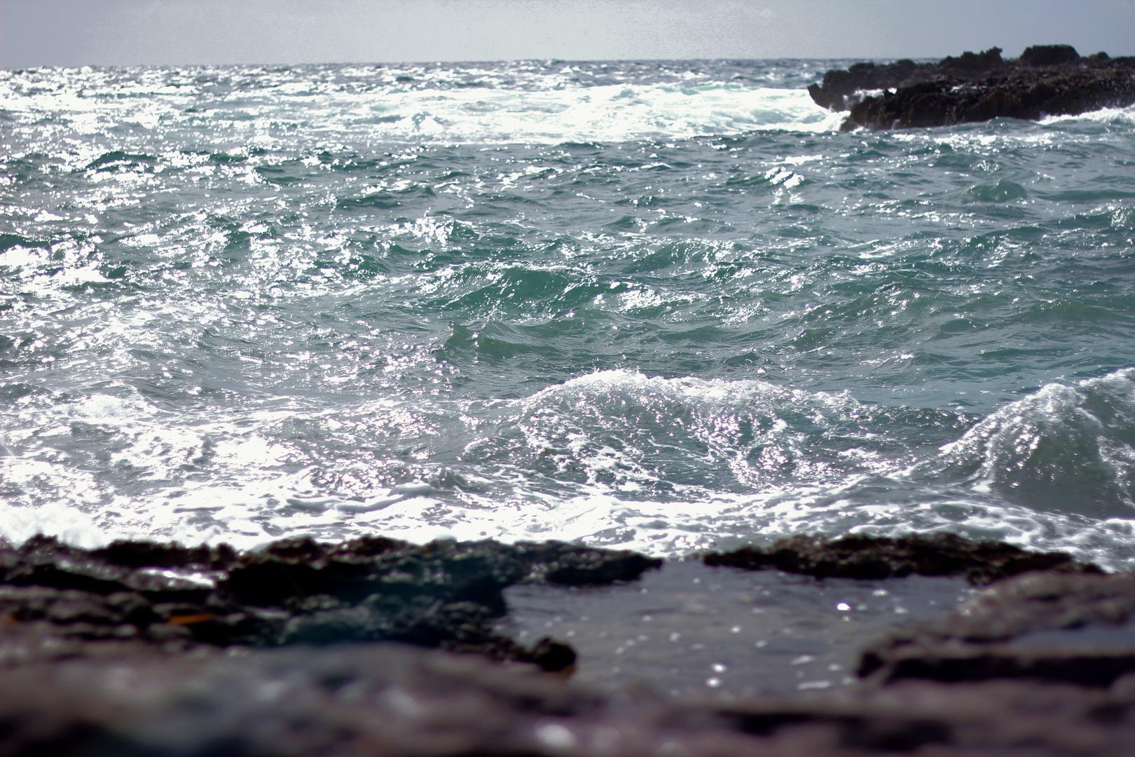 viento y agua