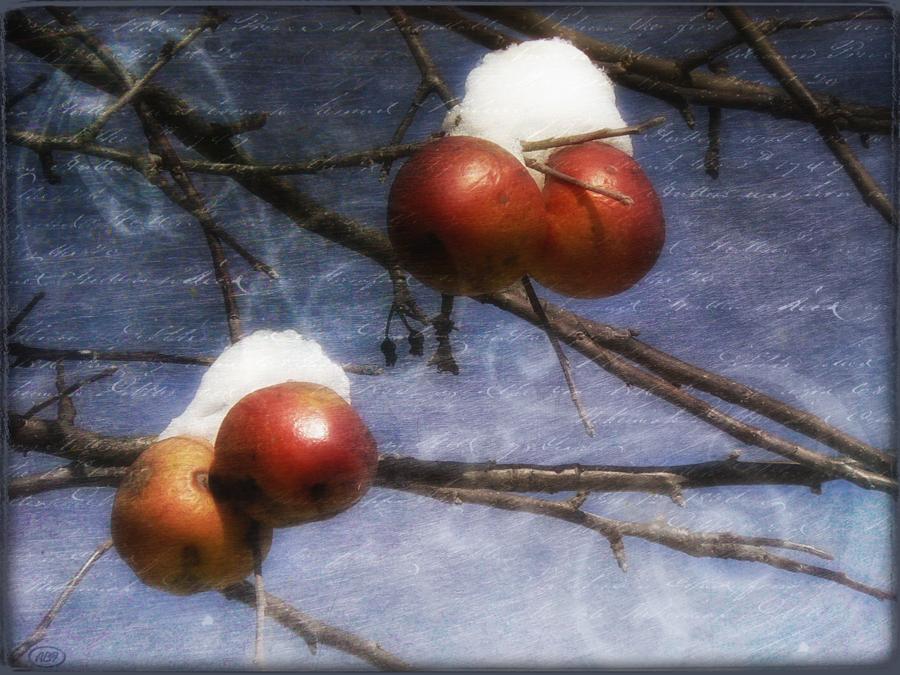 Vier Äpfel...