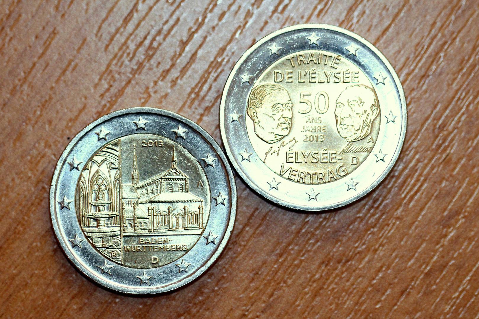 Vier Euro
