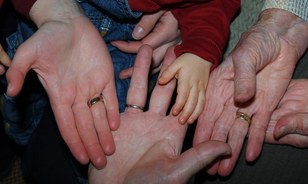 vier generationen