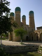 vier Minarette