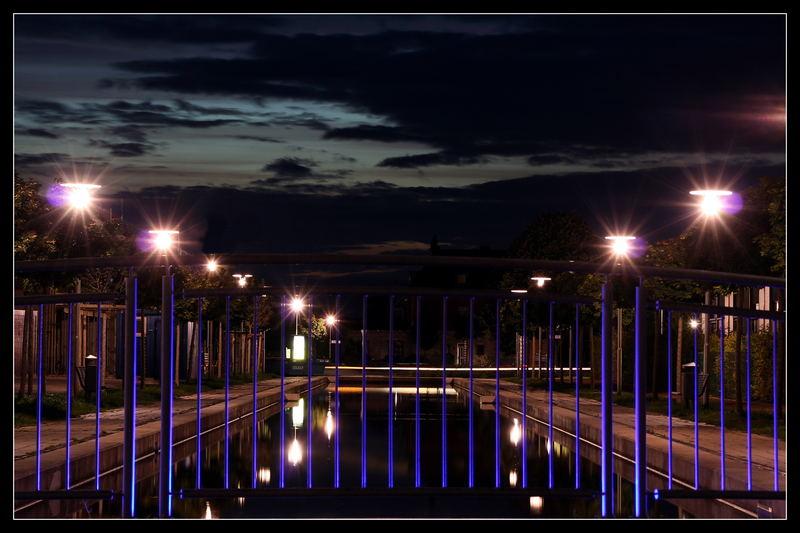 """Viersen Nordkanal . . """"grand canal du nord """""""
