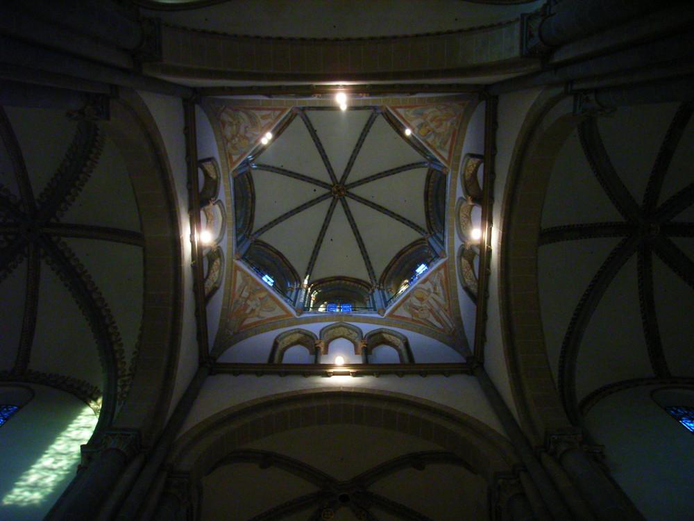 Vierungskuppel der Basilika Essen-Werden