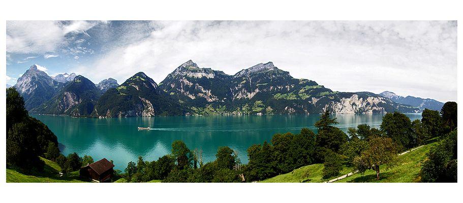 Vierwaldstättersee - Schweiz
