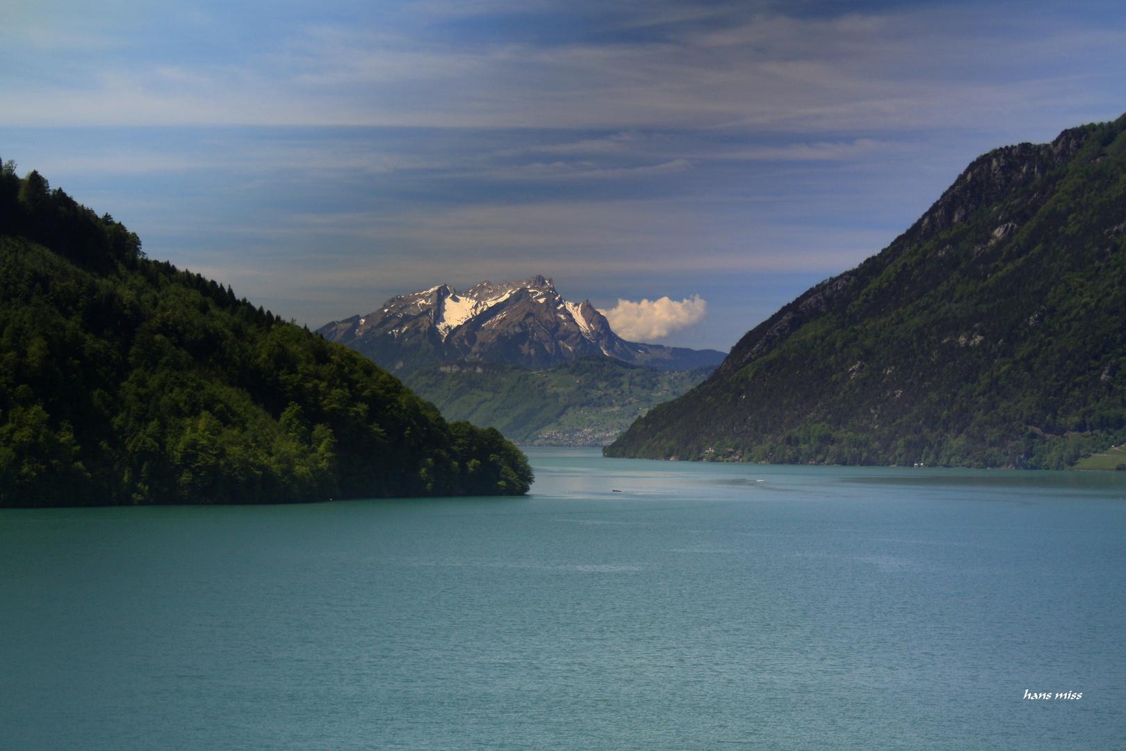 Vierwalsstätter See