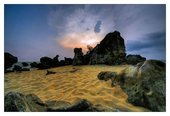 Vietnam 2008 | Phu Coc Rocks