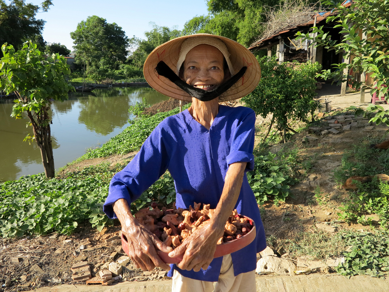 VIETNAM - bei Hoi An - bitte Musik-Ton kaufen