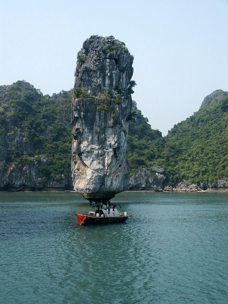Vietnam, Ha Long Bucht