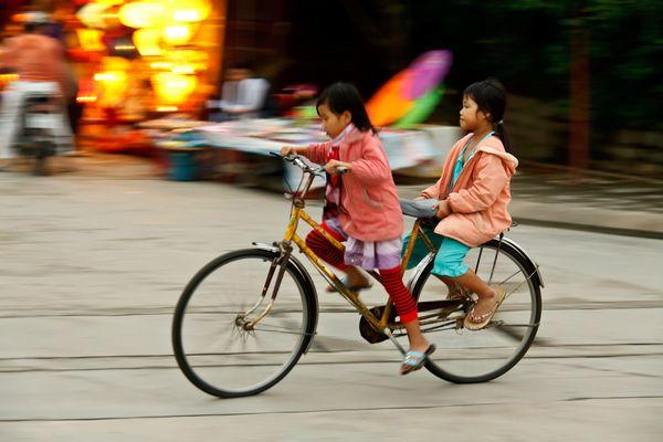 Vietnam - Hoi An - Full moon festival