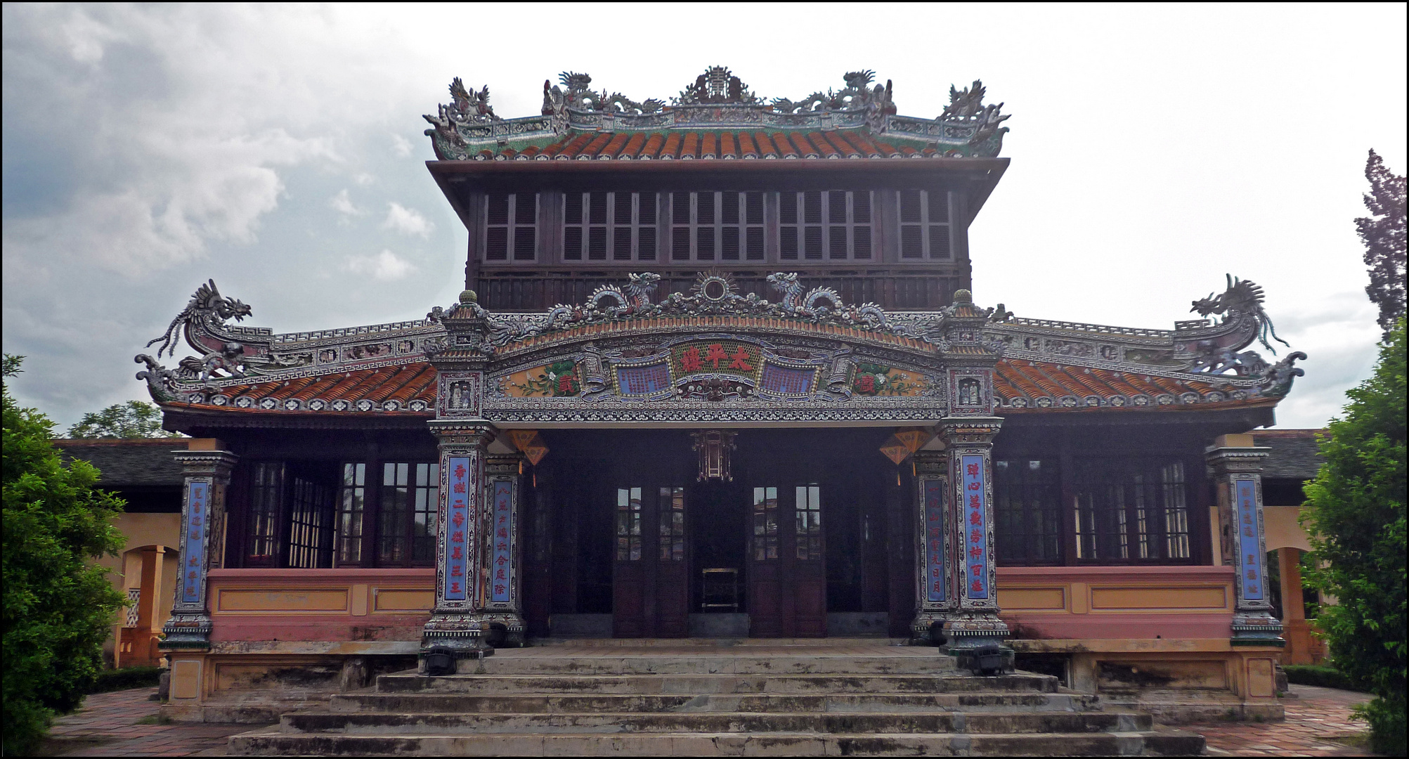 VIETNAM - Hue - Cittadella imperiale