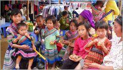Vietnam - Il Mercato di Can Cau
