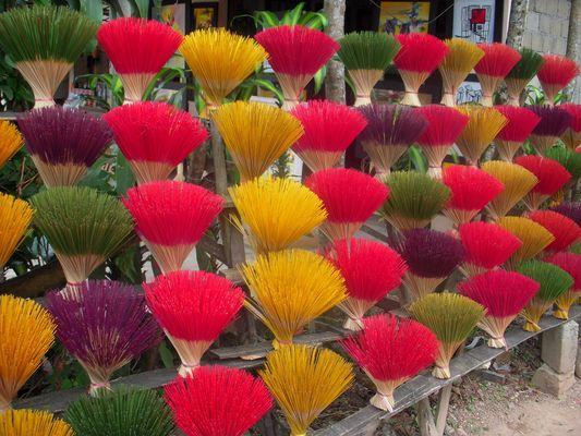 Vietnam : L' encens