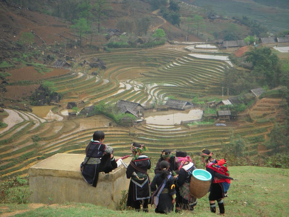 Vietnam : Les minorité ethniques