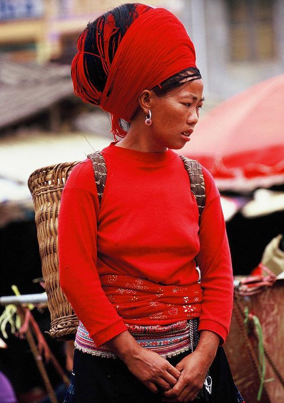 Vietnam Red Fashion