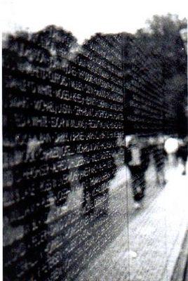 ...vietnam war memorial... washington dc....
