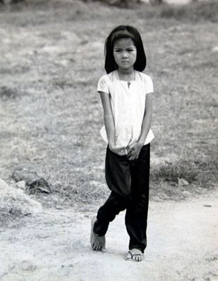 Vietnamese Child (37 years ago)