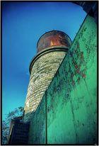 Vieux château d'eau