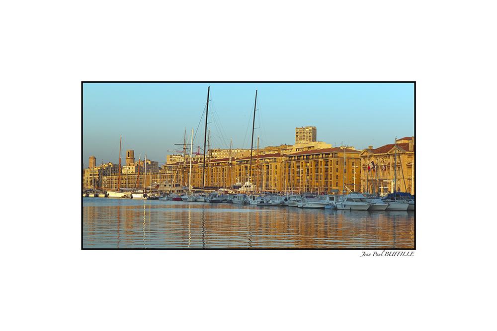 Vieux Port Marseille 4