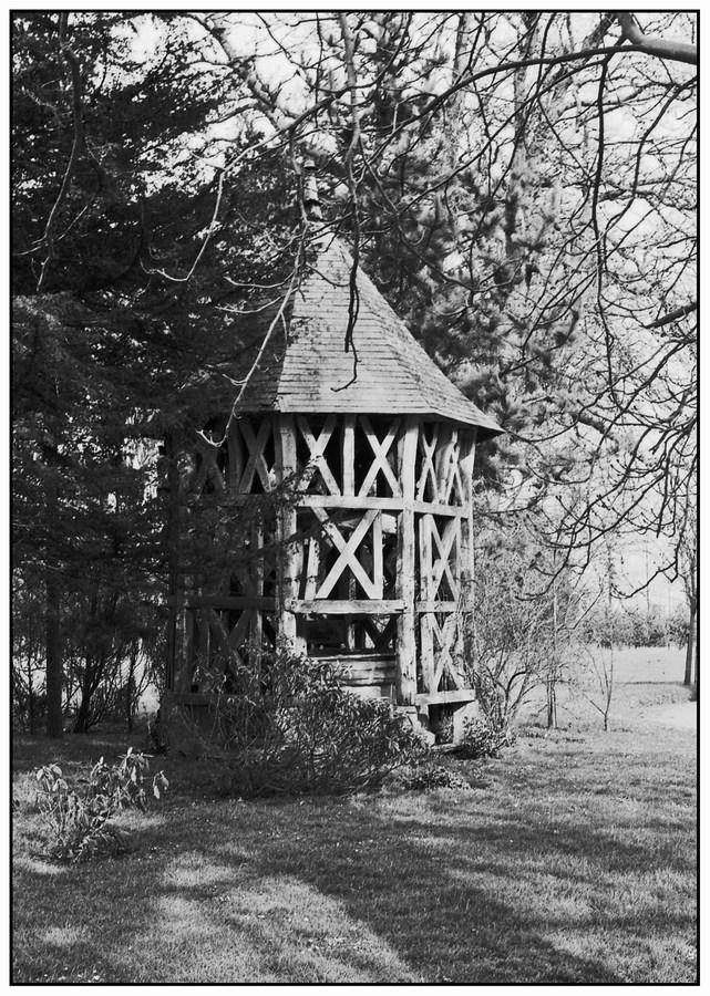 Vieux puits normand