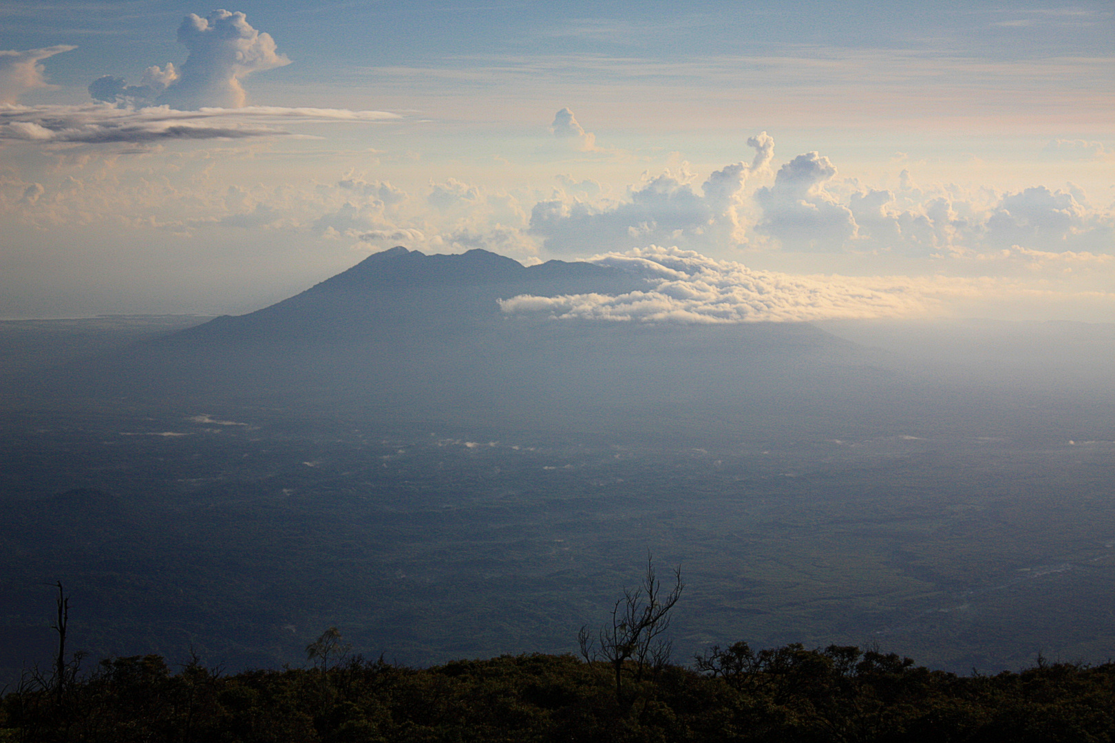 View from Kawah Ijen