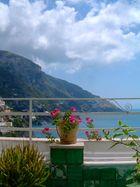 View from Santa Catarina Hotel Positano