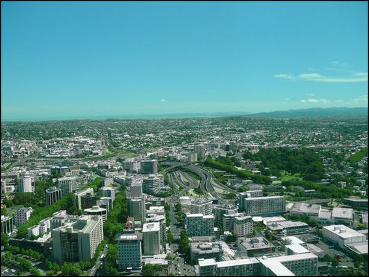view from skytower 2
