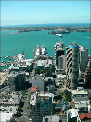view from skytower 3
