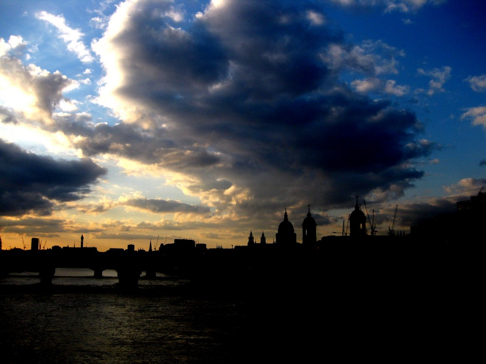 View from Tate Gallery