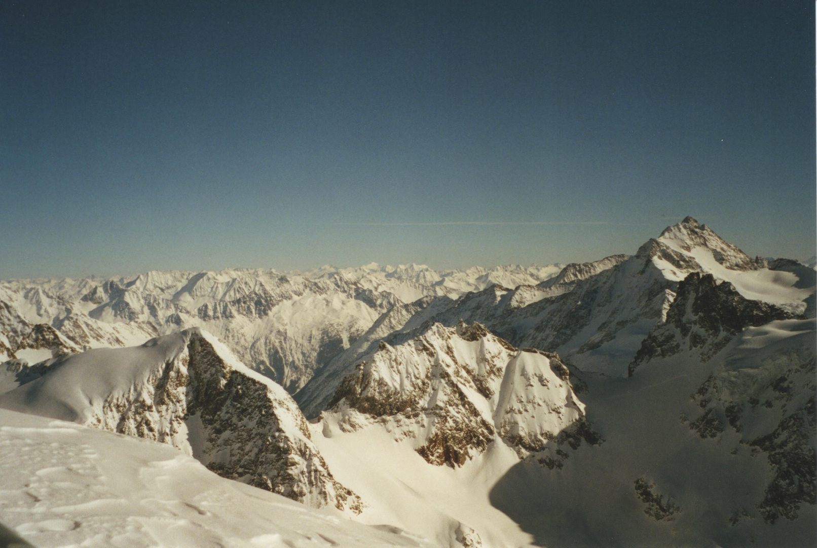 View from Titlis (3020 m/m)