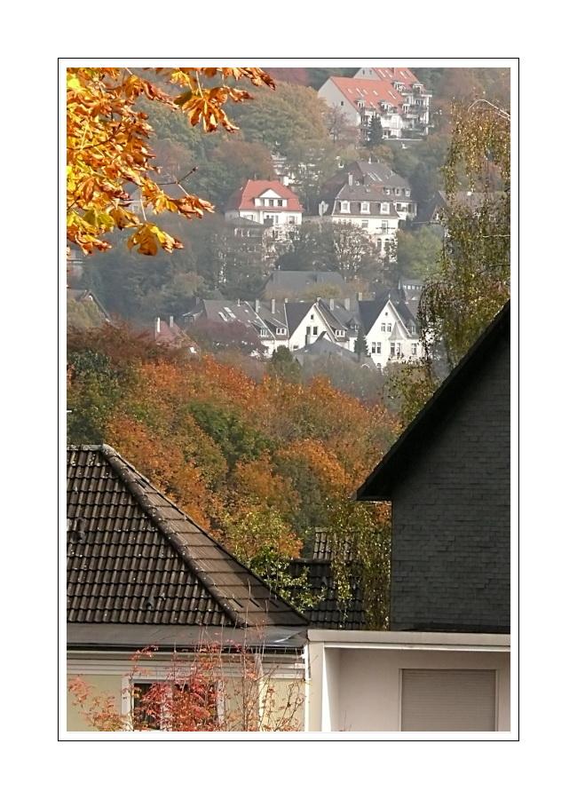 View from Wuppertal-Hammerstein (Herbst 2007)