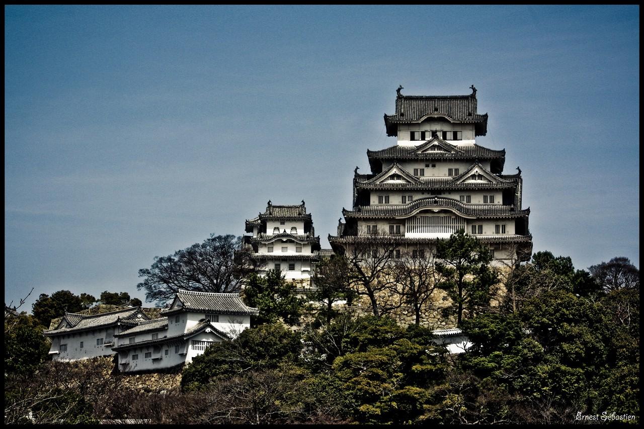 View Himeji Castle