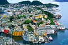 view of Alesund