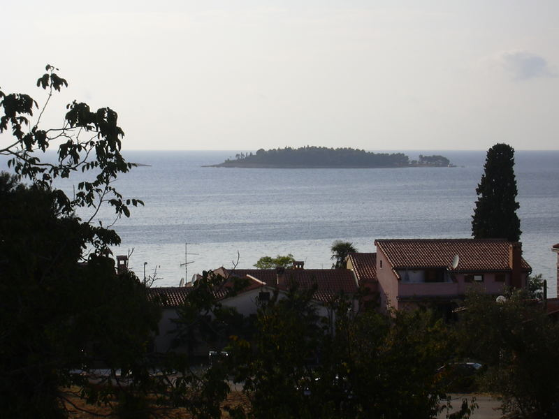 View of the Sea...