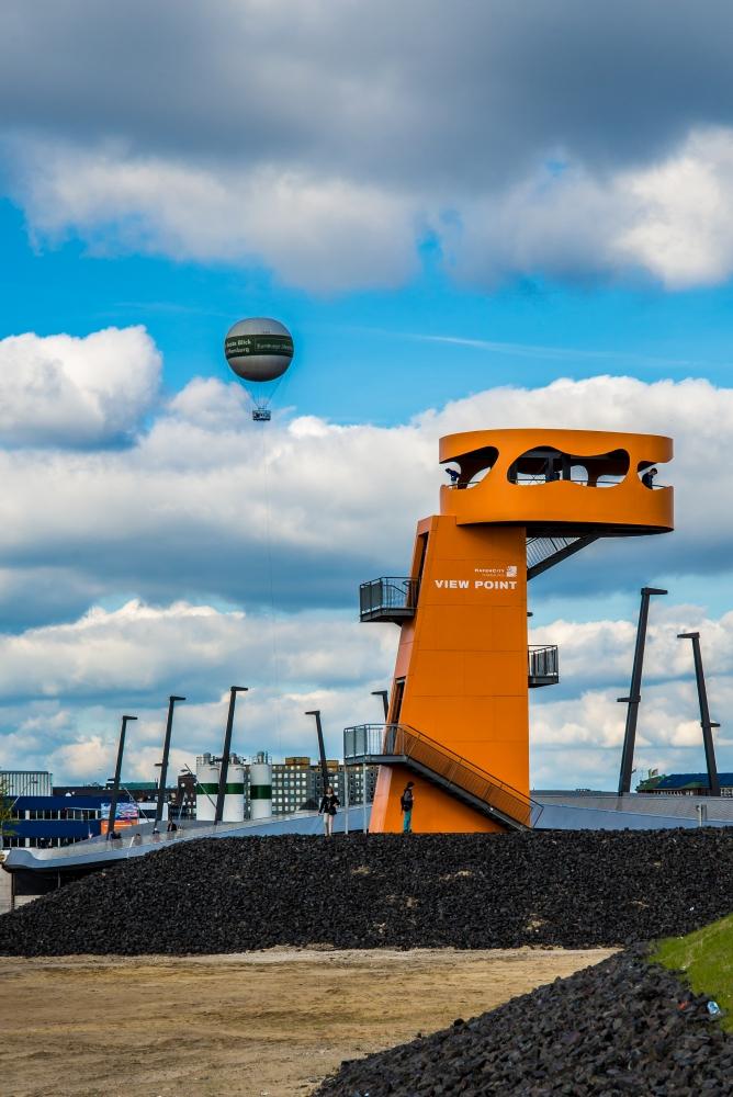 Viewpoint Baakenhafenbrücke 3