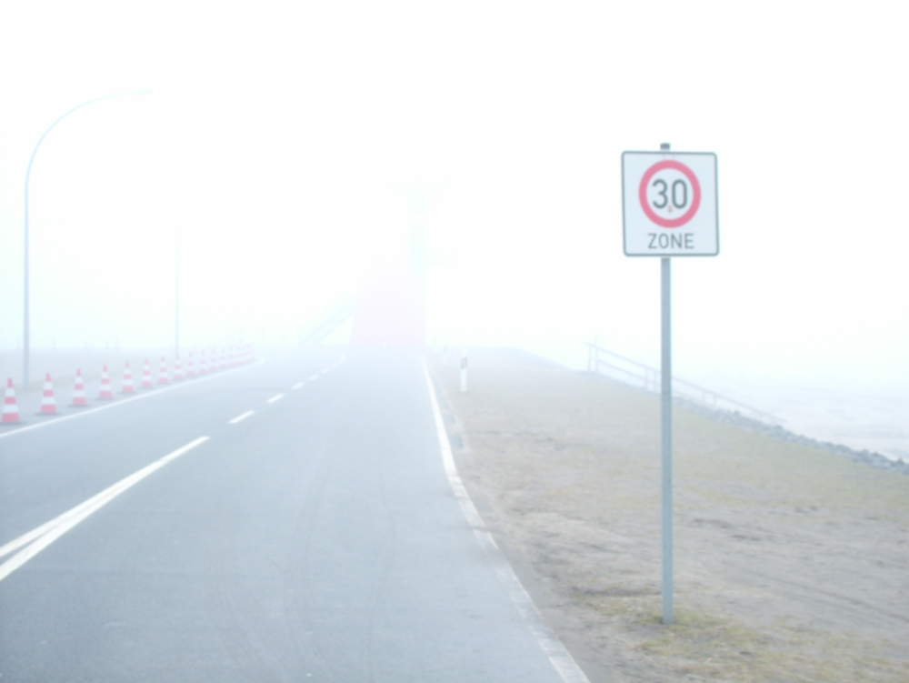 Viewpoint im Nebel