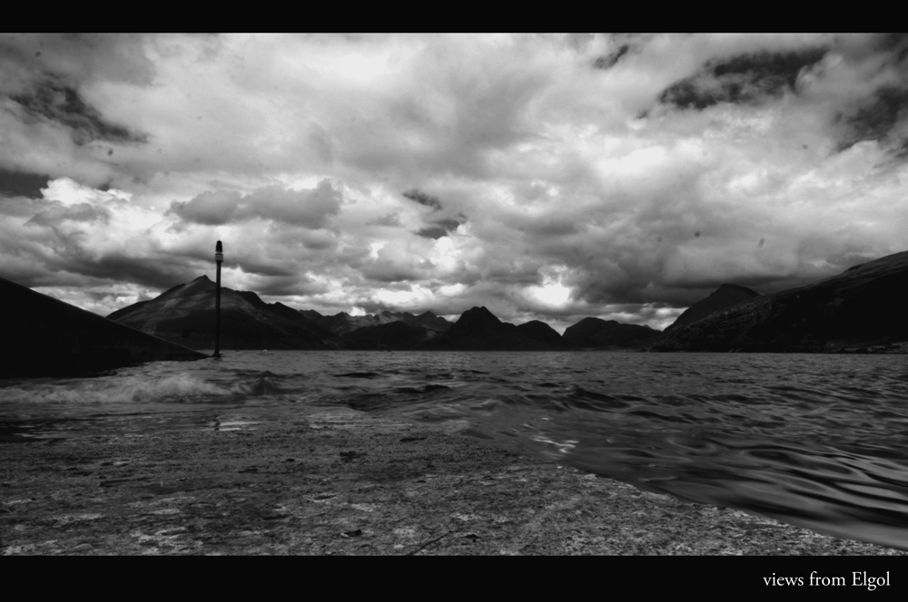 views from Elgol